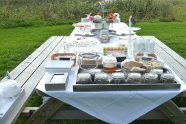 Koetshuis Sloten High Tea